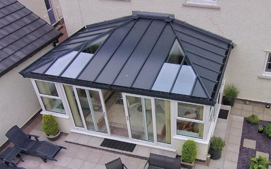 Top benefits of conservatory roof replacement
